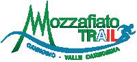 logo mozzafiato trail